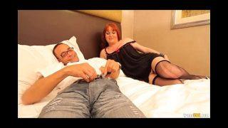 Redhead Tranny Pornstar Wendy Williams Rides Ramons Monster