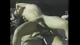 Tranny Priscila Dandara  gives guy head and takes dick in her ass and cum on face